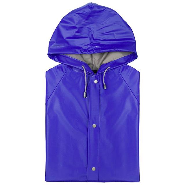 Hinbow pláštěnka - modrá