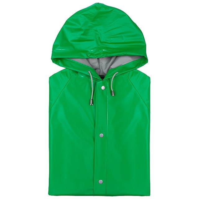 Hinbow pláštěnka - zelená