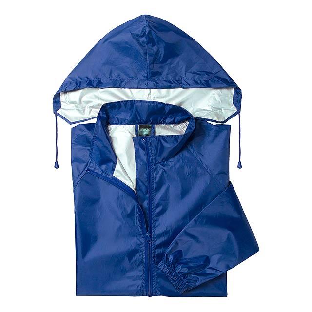 Natsu pláštěnka - modrá