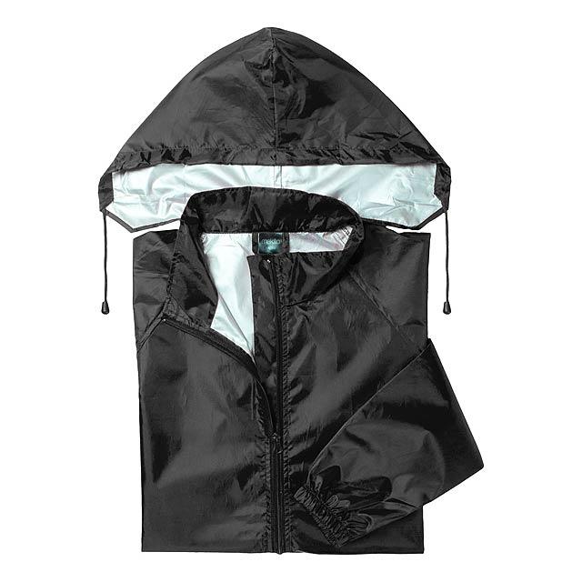 Natsu pláštěnka - černá