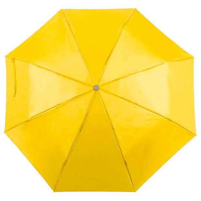 Ziant deštník - žlutá