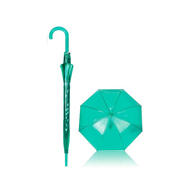 Rantolf deštník - zelená