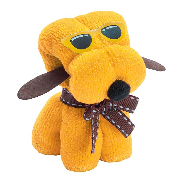 Rustuff ručník - žlutá