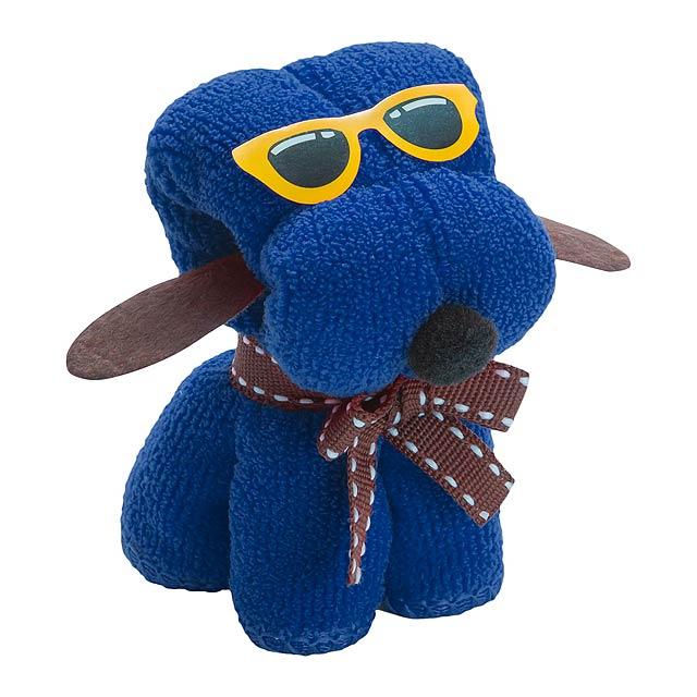 Rustuff ručník - modrá