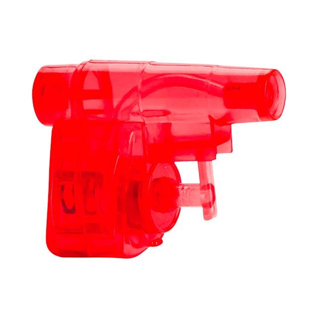 Bonney vodní pistolka - červená