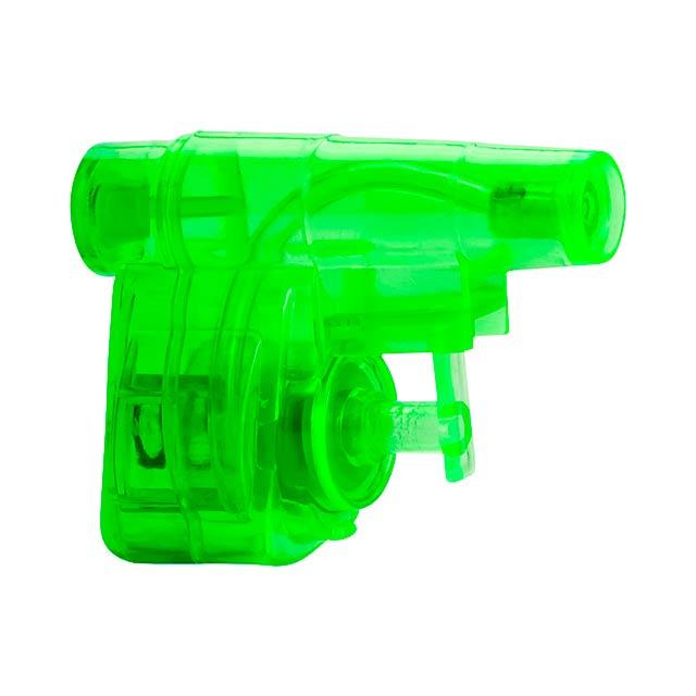 Bonney vodní pistolka - zelená