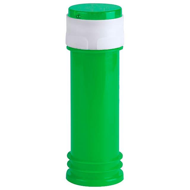 Bujass bublifuk - zelená