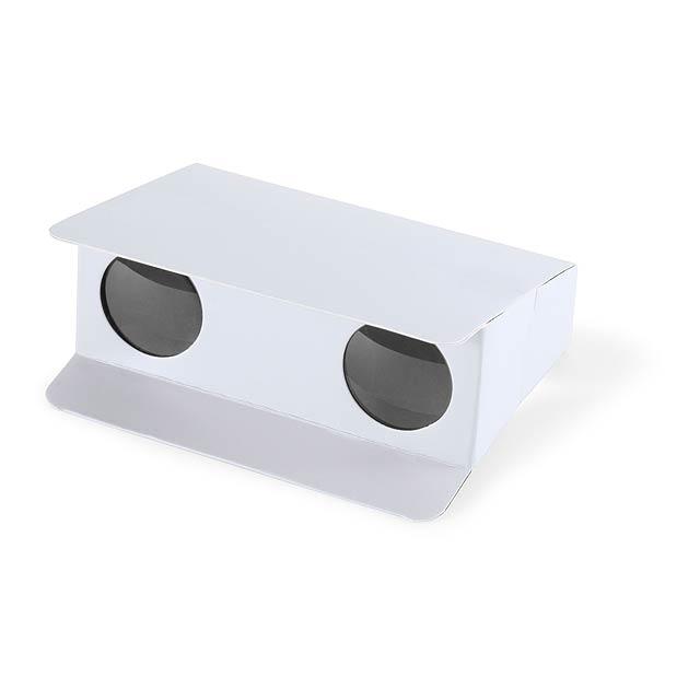 Lenny dalekohled - biela