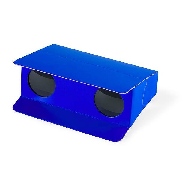 Lenny dalekohled - modrá
