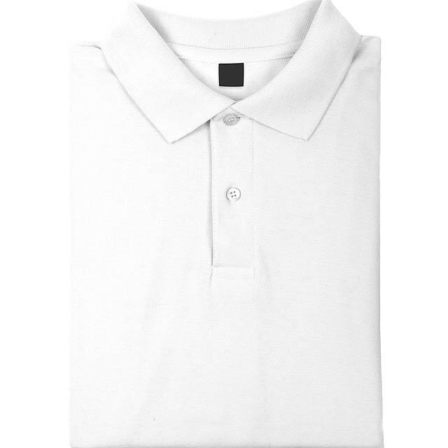 Bartel Blanco tričko - bílá