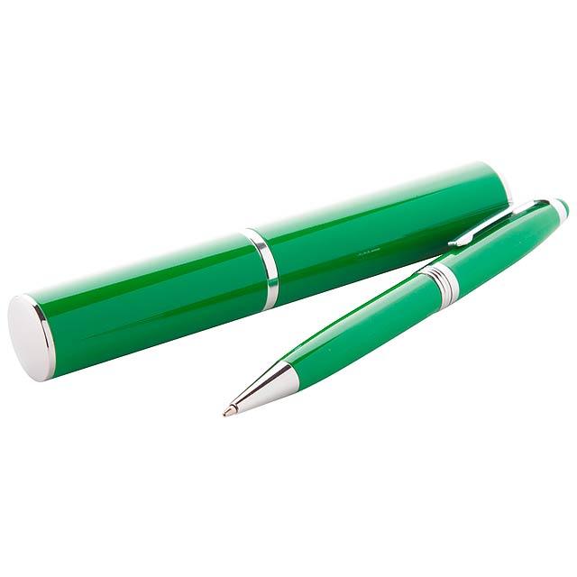 Hasten dotykové kuičkové pero - zelená