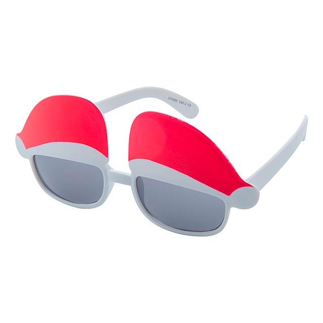 Huntix sluneční brýle s vánočním motivem - multicolor