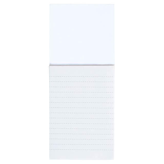 Sylox - Magnetischer Notizblock - Weiß