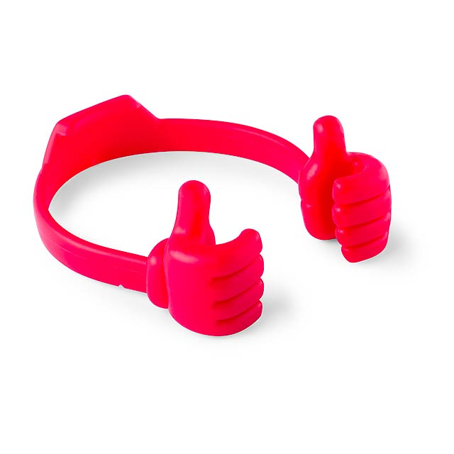 Bletix stojánek na mobil - červená