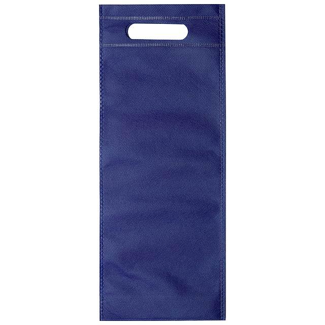 Varien taška na víno - modrá