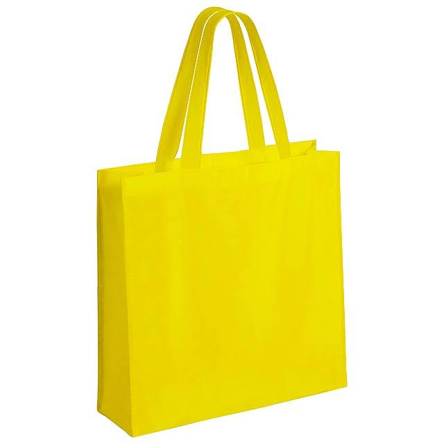 Natia nákupní taška - žlutá