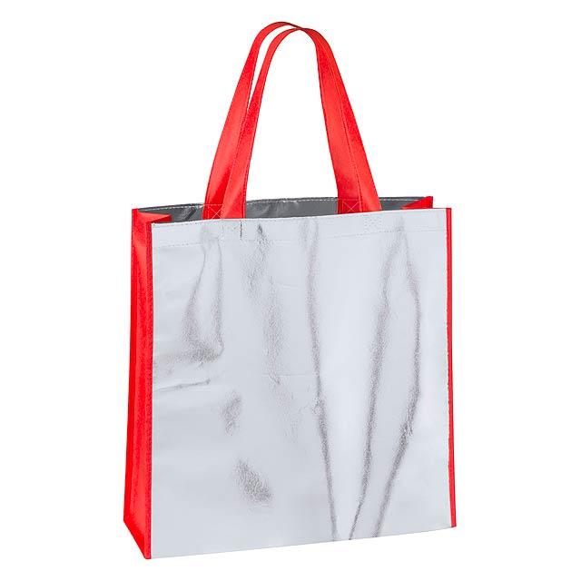 Kuzor nákupní taška - oranžová