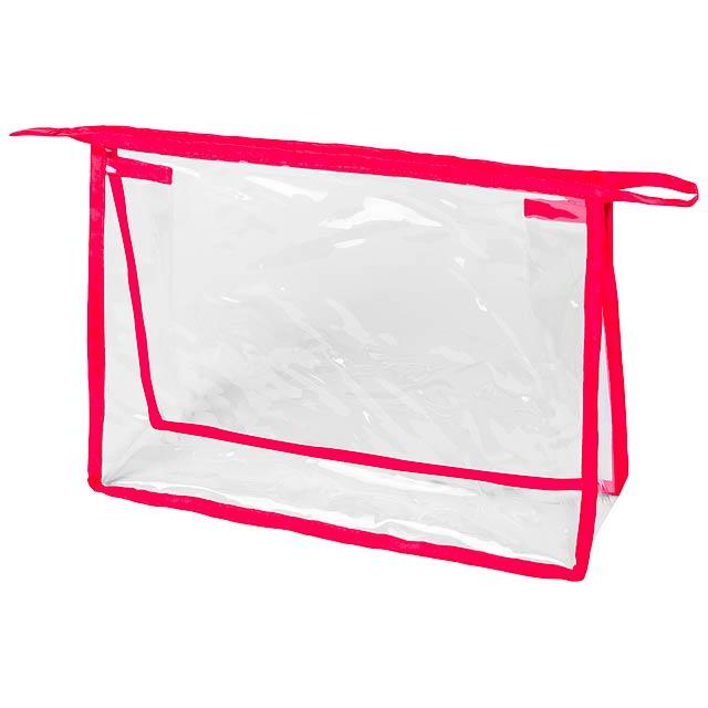 Losut kosmetická taška - červená