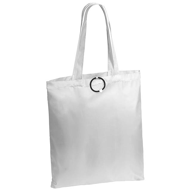 Conel skládací nákupní taška - bílá
