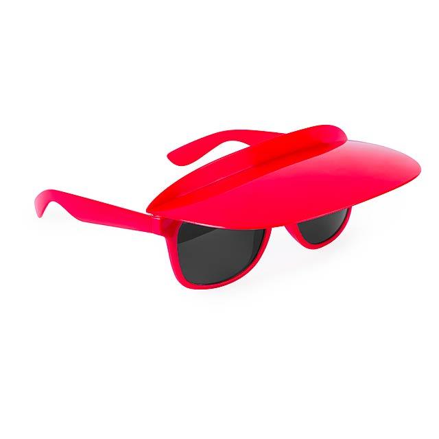 Galvis sluneční brýle - červená