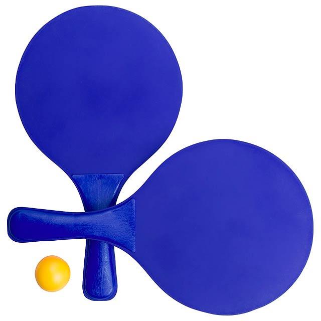 Faluk plážový tenis - modrá