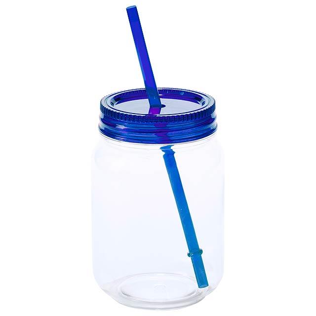 Sirex kelímek na pití - modrá