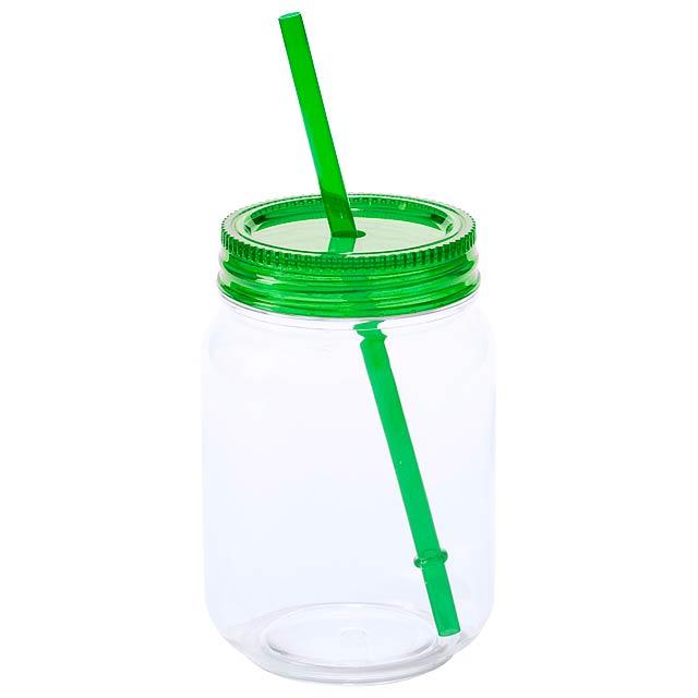 Sirex kelímek na pití - zelená