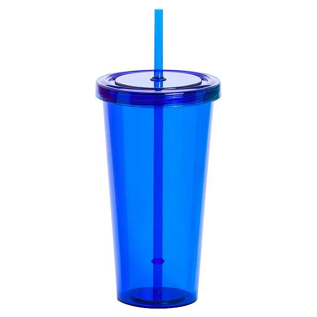 Trinox kelímek na pití - modrá