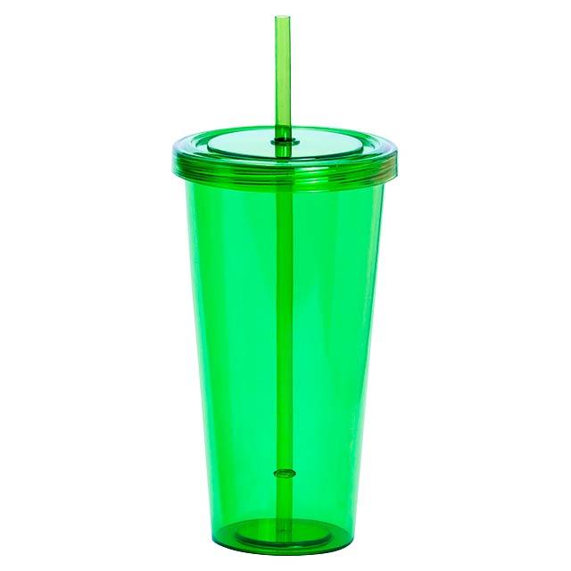 Trinox kelímek na pití - zelená