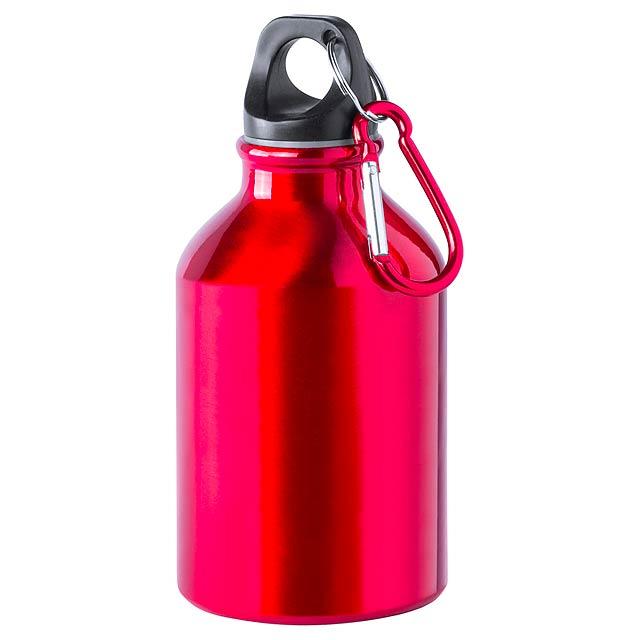 Henzo sportovní láhev - červená