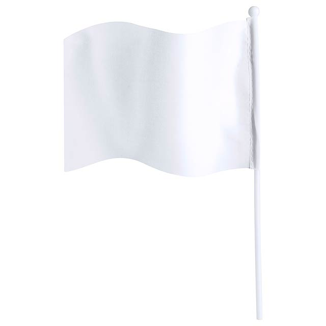 Rolof - flag - white