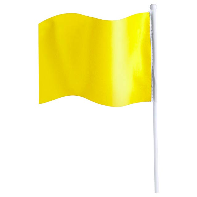 Rolof - flag - yellow