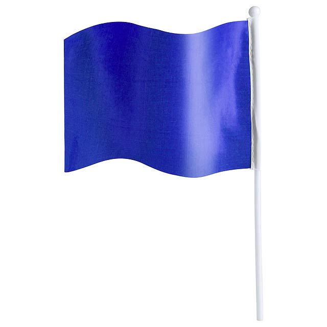 Rolof - flag - blue