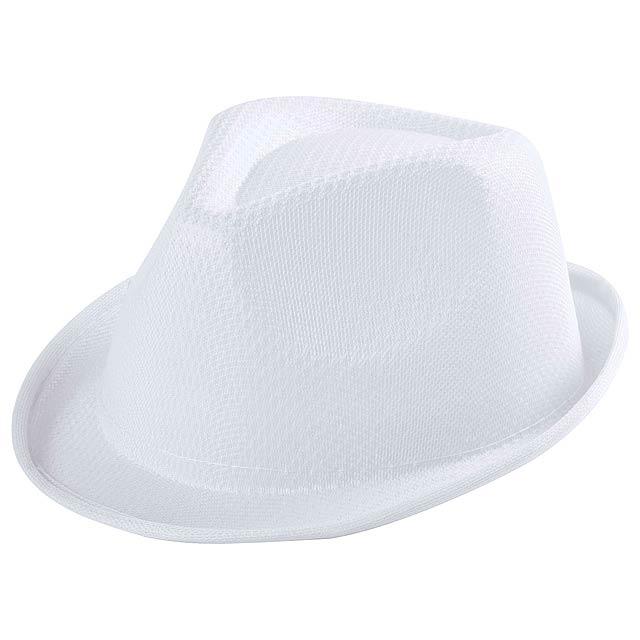 Tolvex klobouk - bílá