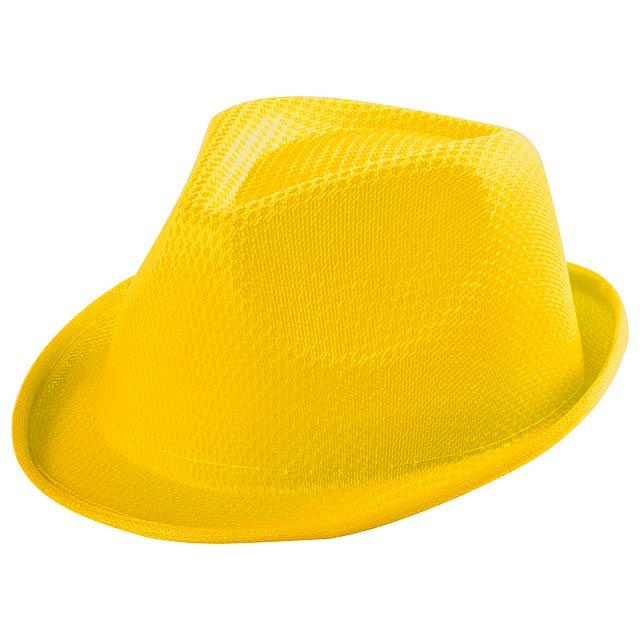 Tolvex - klobouk - žlutá a9fd5d81de