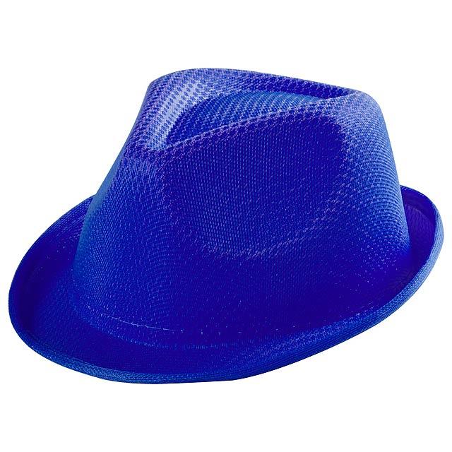 Tolvex klobouk - modrá