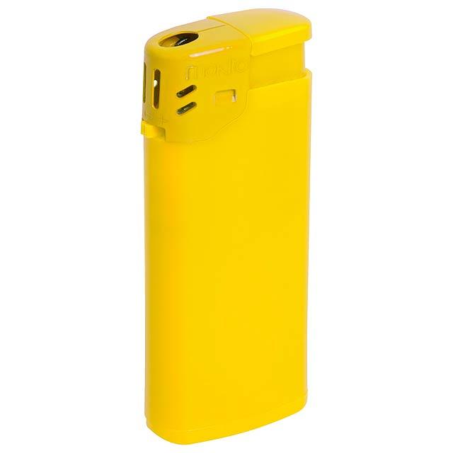 Lanus zapalovač - žlutá