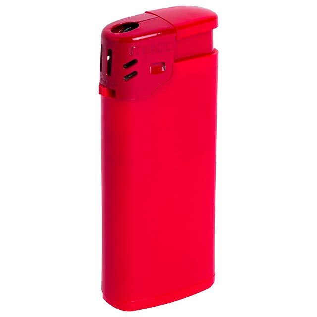 Lanus zapalovač - červená