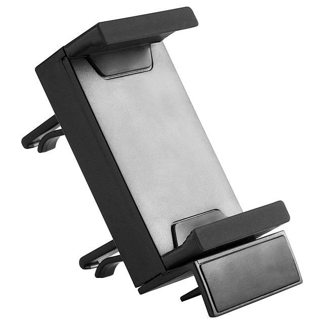 Hanirus stojánek na mobil do auta - černá