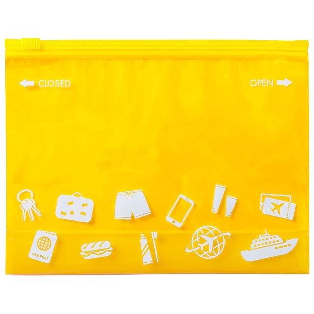 Dusky víceúčelová taška - žlutá
