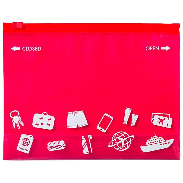 Dusky víceúčelová taška - červená