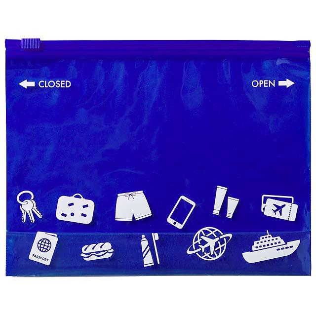Dusky víceúčelová taška - modrá