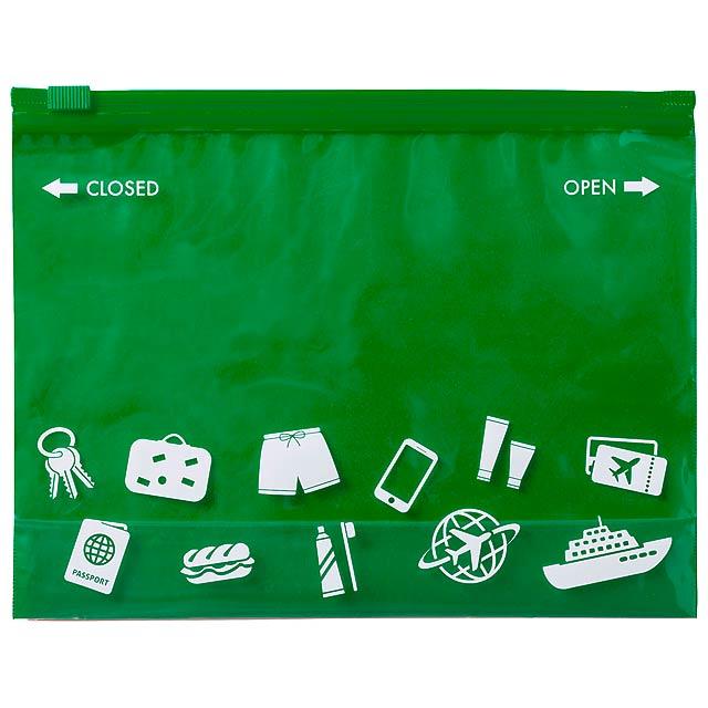 Dusky víceúčelová taška - zelená