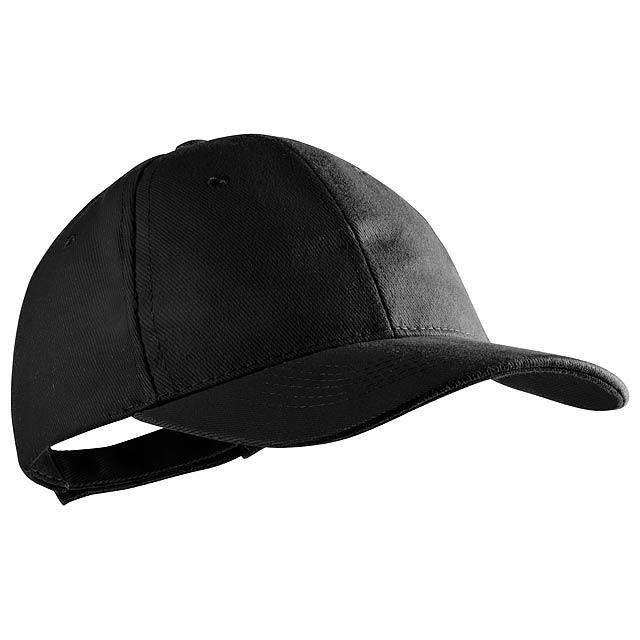 Rittel baseballová čepice - černá