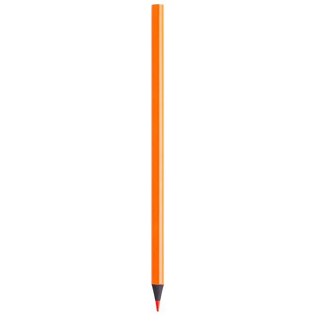 Zoldak - Textmarker Buntstift - Orange