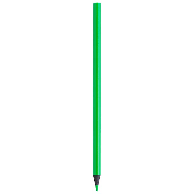 Zoldak - Textmarker Buntstift - Grün