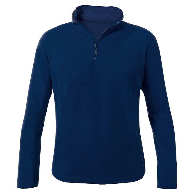 Peyten fleecová bunda - modrá