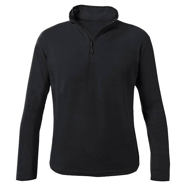 Peyten fleecová bunda - černá