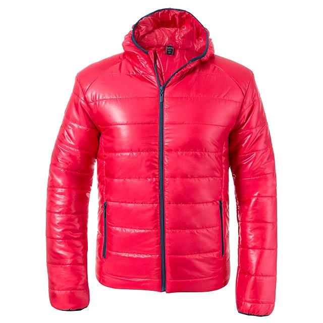 Luzat bunda - červená