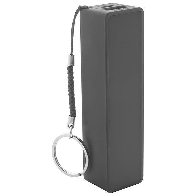 Youter USB power banka - černá